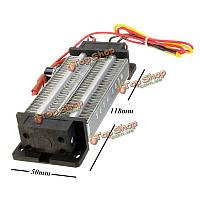 300Вт 220В ПТК нагрева воздуха керамический элемент электронагреватель лихорадка планшет DC/AC