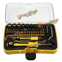 69в1 Multi-разрядные инструменты для ремонта отвертки отвертки комплект