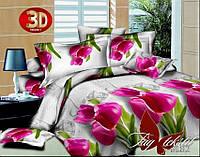 Комплект постельного белья 3D ТМ TAG PS-BL82