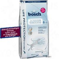 Корм BOSCH (БОШ) JUNIOR YOUNG & ACTIVEМ для молодых и активных собак 12.5 КГ
