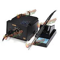Высокое качество 220v а.е. плагин защитой от статического электричества комплект 936 паяльная станция