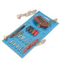 1 комплект многофункциональный цифровой мультиметр щуп измерительные провода кабель