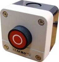 Пост одноместный АсКо XAL-B112 красная