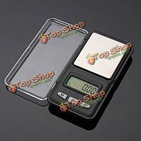 0.01g 200г карманный цифровой ЖК-дисплей весы безмен баланс