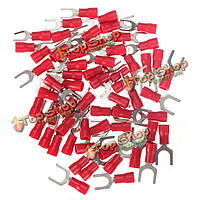 20шт 0.5-1.5мм² красный термоусадочная разъемы электрические концевые