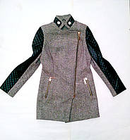 Пальто стильное женское демисезонное 44-46 р-р