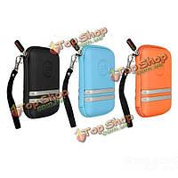 Жесткий Shell сумка мешок застежки-молнии для 5-дюймовых GPS и навигация
