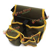 Оборудования механик холст сумка для инструмента утилита карман сумка с поясом