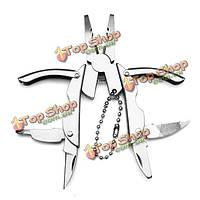 Мульти-функция мини-плоскогубцы нож отвертка мини-набор электроинструментов