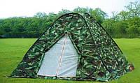 Палатка шести 6 местная туристическая кемпинговая рыбацкая автомат автоматическая 250х250х150см