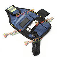 3 профессиональный электрик карманный инструмент сумка на ремне ленты с пряжкой