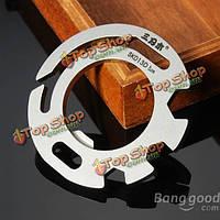 Sanrenmu sk013D портативный многофункциональный ключ брелок инструмент
