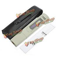Цифровой ЖК-tds3/темп/промилле TDS метр тестер качества воды ручка ручки