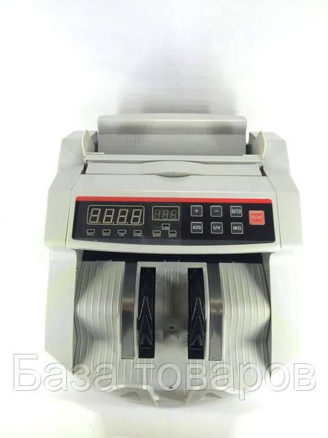 Счетная машинка для купюр Bill Counter 2089 / 7089, счетная машинка для денег с детектором - База товаров в Одессе