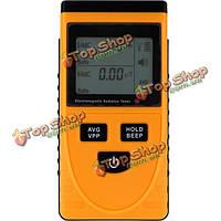Gm3120 электромагнитное излучение тестер детектор мониторинг телефоншт домой equitment излучения с ЖК-дисплеем