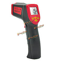 A530 инфракрасный лазер температуры термометр бесконтактный IR портативный ЖК-цифровой