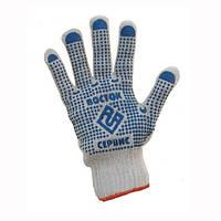 ХБ перчатка Союз Сервис уп 12 пар