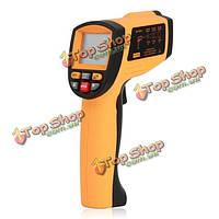 Gm1150 LCD  бесконтактный лазерный цифровой IR Инфракрасный термометр температуры точки метр пушки от-50 до 1150 степени