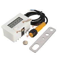 5 цифровых электронный счетчик перфоратор магнитные Индуктивные датчики