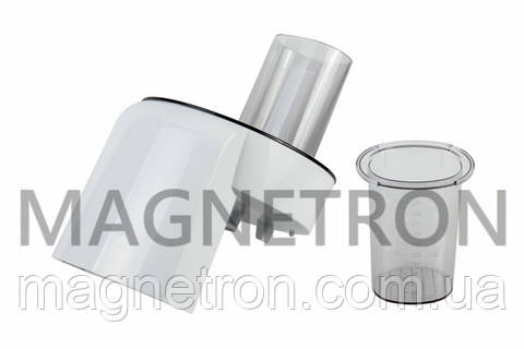 Корпус насадки овощерезки для кухонных комбайнов Bosch 653187