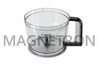 Чаша измельчителя 1250ml с ручкой для блендеров Bosch 748750