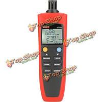 UNI-T UT331 цифровой термогигрометр тестер влажности температуры термометр влажности с ЖК-подсветкой USB
