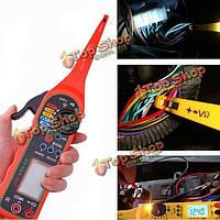 0-380В многофункциональный ремонт автомобилей тестер цепи мультиметра лампа автоинструмент автомобильный мультиметр