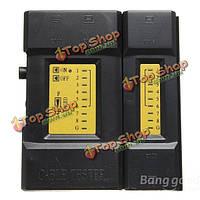 Кабель тестер портативный ручной RJ45 RJ11 сети Ethernet LAN