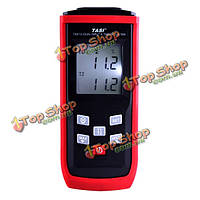 ЖК-монитор кармана tasi ta8112 электрический цифровой термометр-50ºc к 1350ºc красный