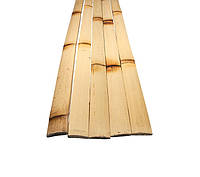 Рейка бамбуковая обработанная обожженная, 3000х20х8 мм