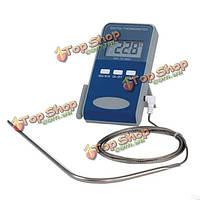 ЖК-цифровой кухонный термометр кухни барбекю гриль духовке мясо с 1.3 м длина каната