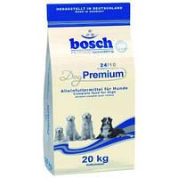 Корм для собак BOSCH (БОШ) DOG PREMIUM 20 КГ
