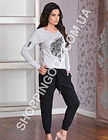 Женская пижама Mel Bee (Sahinler) MBP 23014-1, костюм домашний с брюками