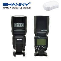 Вспышка Shanny SN600N для Nikon (i-TTL, FP/HSS)