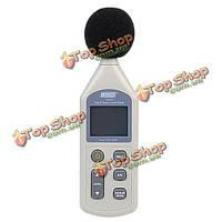 Ws1361 звукового давления децибел шума метр тестер СД типа записи