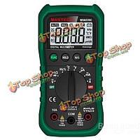 Mastech ms8239c цифровой авто мультиметр диапазона ac текущий тестер напряжения постоянного тока