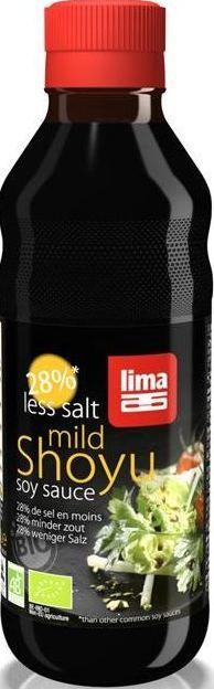 Lima соєвий соус Shoyu менше солений 250 мл