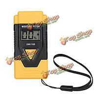 Dm1100 3в1  в 2pins ЖК-цифровой влажности древесины измеритель температуры
