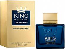 Antonio Banderas King of Seduction Absolute туалетная вода 100 ml. (Антонио Бандерас Кинг оф Седакшн Абсолют)