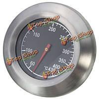 Температура гриля курильщика барбекю барбекю термометра нержавеющей стали измеряет 60-430 ℃