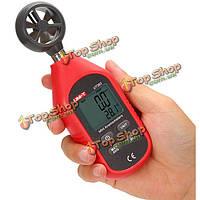 Анемометр измеритель скорости/температуры ветра UNI-T UT363