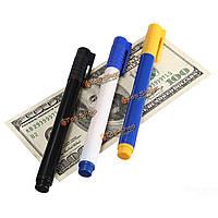 Для проверки купюр поддельные банкноты детектор ручка детектора фальшивой валюты