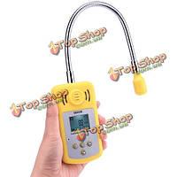KLX-8800b цифровой горючий газ природный газ метан анализатор детектор утечки со звуковой световой сигнализации