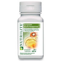 Витамины для глаз с лютеином - Мультикаротин Nutrilite 90 к.