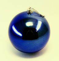 Ёлочная игрушка-шарик-6 шт.-Ø 10,0 см., фото 1