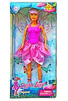 Кукла типа Барби Defa Lucy фея с крылышками