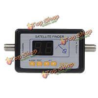 Satlink ws6903 дисплей портативный цифровой спутниковый сигнал Finder метр