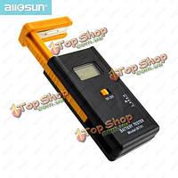 Все солнце BT21 ЖК-дисплей цифровой тестер аккумулятора около 20-120ma цифровой прибор батарея