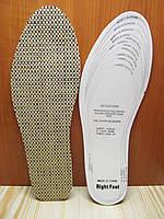 Антибактериальные стельки в обувь
