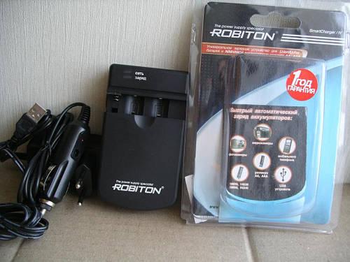 Универсальное зарядное Robiton SmartCharger IV
